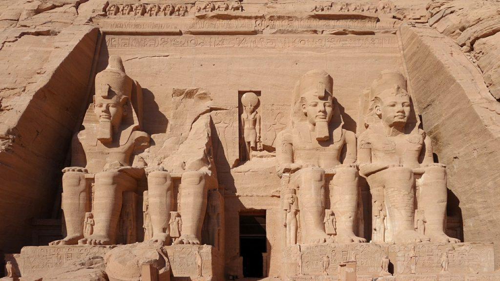 Des représentations égyptiennes
